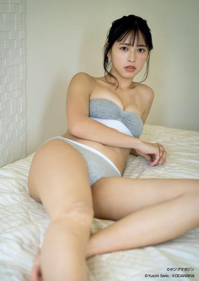 YOUNG MAGAZINE 20201102 NO47 Riko Otsuki008