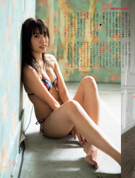 20201103 NO1579 Sayuki If the two-dimensional idol whose legs are the main body shoots gravure003