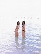 Control Collection GP Double Grand Prix Two of the Best Beautiful Girls Makoto Kawahara Nako Mizusawa007