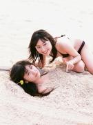 Control Collection GP Double Grand Prix Two of the Best Beautiful Girls Makoto Kawahara Nako Mizusawa008