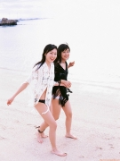 Control Collection GP Double Grand Prix Two of the Best Beautiful Girls Makoto Kawahara Nako Mizusawa011