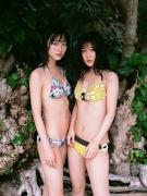 Control Collection GP Double Grand Prix Two of the Best Beautiful Girls Makoto Kawahara Nako Mizusawa016