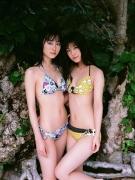 Control Collection GP Double Grand Prix Two of the Best Beautiful Girls Makoto Kawahara Nako Mizusawa017