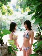 Control Collection GP Double Grand Prix Two of the Best Beautiful Girls Makoto Kawahara Nako Mizusawa018