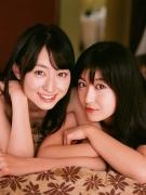 Control Collection GP Double Grand Prix Two of the Best Beautiful Girls Makoto Kawahara Nako Mizusawa021