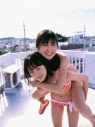 Control Collection GP Double Grand Prix Two of the Best Beautiful Girls Makoto Kawahara Nako Mizusawa029