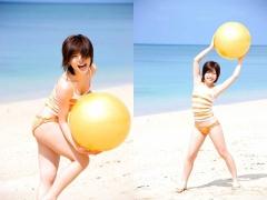 Erina Matsui Swimsuit Gravure002
