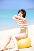 Erina Matsui Swimsuit Gravure003