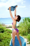 Erina Matsui Swimsuit Gravure007