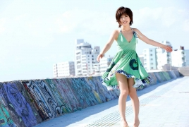 Erina Matsui Swimsuit Gravure019
