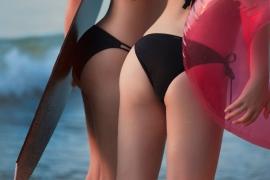 Cosplay Jeanne dArc Alter Seaside Swimsuit003
