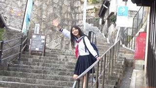 Miss Magazine 2019 Grand Prix Runa Toyoda Gravure Swimsuit Image Runchan Seto Inland Sea! Youth Gravure Around Your Hometown! Original Experience 2020031