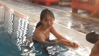 Miss Magazine 2019 Grand Prix Runa Toyoda Gravure Swimsuit Image Runchan Seto Inland Sea! Youth Gravure Around Your Hometown! Original Experience 2020049