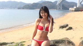 Miss Magazine 2019 Grand Prix Runa Toyoda Gravure Swimsuit Image Runchan Seto Inland Sea! Youth Gravure Around Your Hometown! Original Experience 2020083