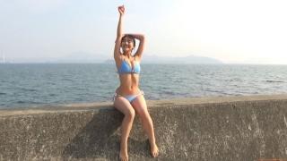 Miss Magazine 2019 Grand Prix Runa Toyoda Gravure Swimsuit Image Runchan Seto Inland Sea! Youth Gravure Around Your Hometown! Original Experience 2020137