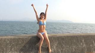Miss Magazine 2019 Grand Prix Runa Toyoda Gravure Swimsuit Image Runchan Seto Inland Sea! Youth Gravure Around Your Hometown! Original Experience 2020141