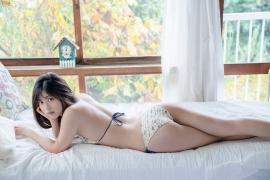 17 year old JK bikini Risakura Yoshida gravure swimsuit image037