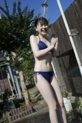 18 members of uniform beautiful girls top system Hazuki Kimura gravure swimsuit image014