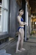 18 members of uniform beautiful girls top system Hazuki Kimura gravure swimsuit image016