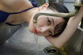 18 members of uniform beautiful girls top system Hazuki Kimura gravure swimsuit image019