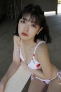 18 members of uniform beautiful girls top system Hazuki Kimura gravure swimsuit image025