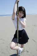 18 members of uniform beautiful girls top system Hazuki Kimura gravure swimsuit image030