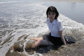 18 members of uniform beautiful girls top system Hazuki Kimura gravure swimsuit image033