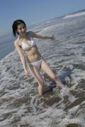 18 members of uniform beautiful girls top system Hazuki Kimura gravure swimsuit image035