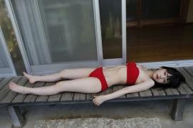 18 members of uniform beautiful girls top system Hazuki Kimura gravure swimsuit image040