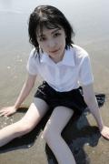 18 members of uniform beautiful girls top system Hazuki Kimura gravure swimsuit image050