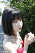 18 members of uniform beautiful girls top system Hazuki Kimura gravure swimsuit image054
