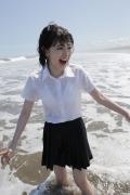 18 members of uniform beautiful girls top system Hazuki Kimura gravure swimsuit image067