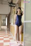 Yuri Sawai School swimsuit002