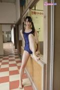 Yuri Sawai School swimsuit010