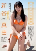 Mayu Shintani Gravure Swimsuit Image A refreshing spring delivery after graduating from high school 2020001
