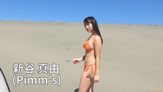 Mayu Shintani Gravure Swimsuit Image A refreshing spring delivery after graduating from high school 2020019