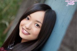 Mayumi Yamanaka gravure swimsuit image active high school girl uniform girl047