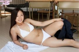Mayumi Yamanaka gravure swimsuit image active high school girl uniform girl079