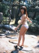 Sayuri Otomo gravure swimsuit image best idol095