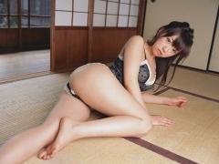 Sayuri Otomo gravure swimsuit image best idol096