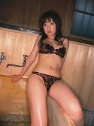 Sayuri Otomo gravure swimsuit image best idol109