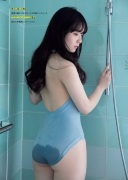 Miss iD2018 Grand Prix Cuteness to be a habit Rorurari gravure swimsuit image059