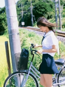 18 year old summer Ayaka Komatsu gravure swimsuit image004