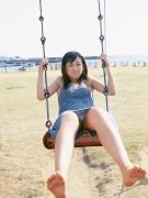 18 year old summer Ayaka Komatsu gravure swimsuit image015