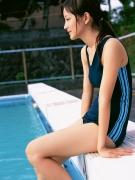 18 year old summer Ayaka Komatsu gravure swimsuit image038