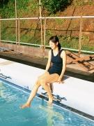 18 year old summer Ayaka Komatsu gravure swimsuit image039