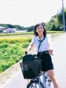18 year old summer Ayaka Komatsu gravure swimsuit image040