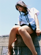 18 year old summer Ayaka Komatsu gravure swimsuit image056
