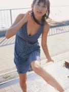 18 year old summer Ayaka Komatsu gravure swimsuit image061