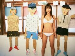 18 year old summer Ayaka Komatsu gravure swimsuit image074